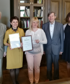 Yazaki Receives Award from the Lithuanian Ergonomics Association for its Innovative, Ergonomic Business Approach
