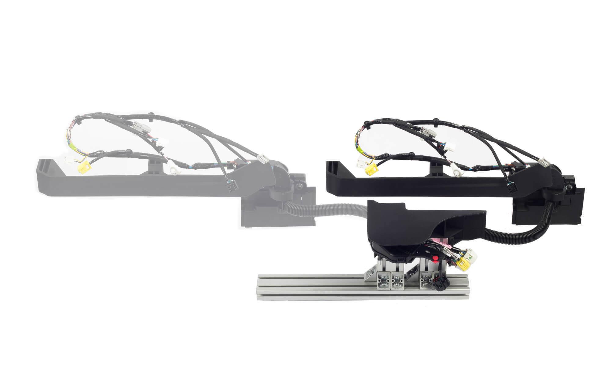 Components Yazaki Europe Waterproof Custom Auto Wiring Harness Solutions